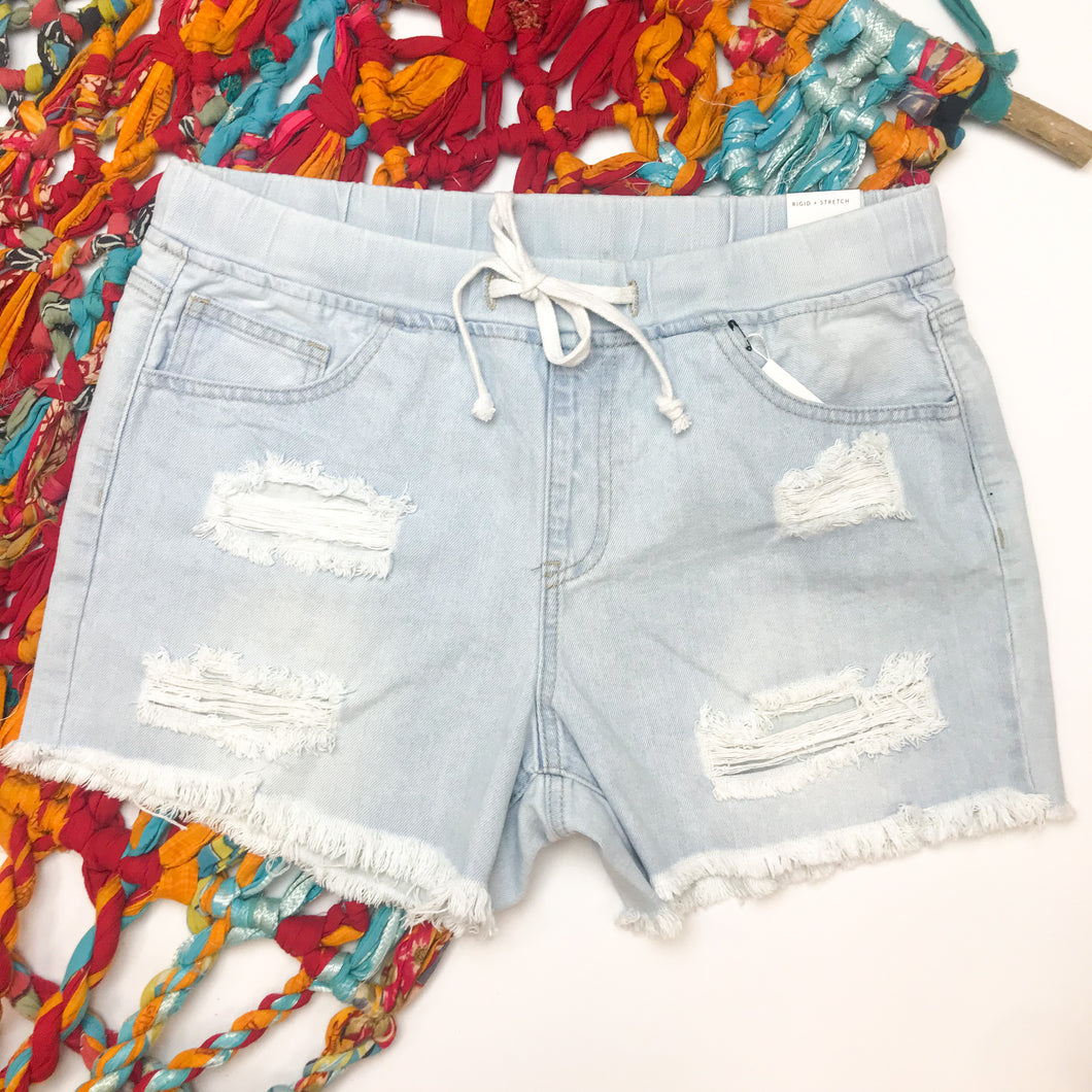 YMI Dream Jean Jogger Short