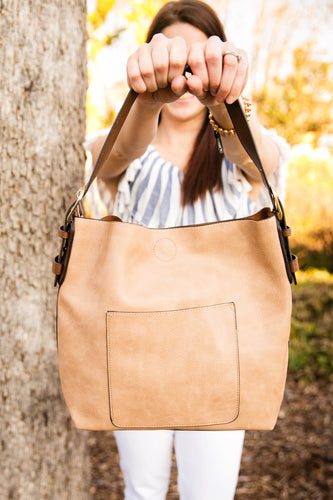 JOY Hobo Handle Handbag