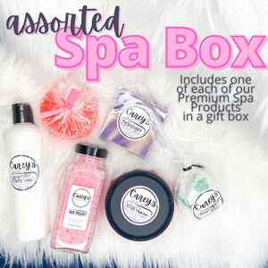 Assorted Spa Box