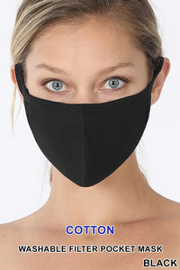 Mask - Softest Mask - Black