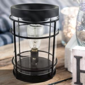 Candleberry Black Metal Warmer