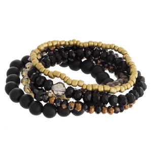 Be Bold Bracelet Stack