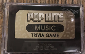 Music Trivia Tapes