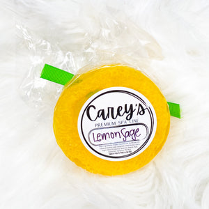 Carey's Premium Loofah Soap