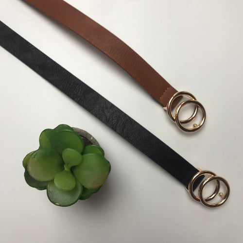 The Charolette Belt - Thin Belt