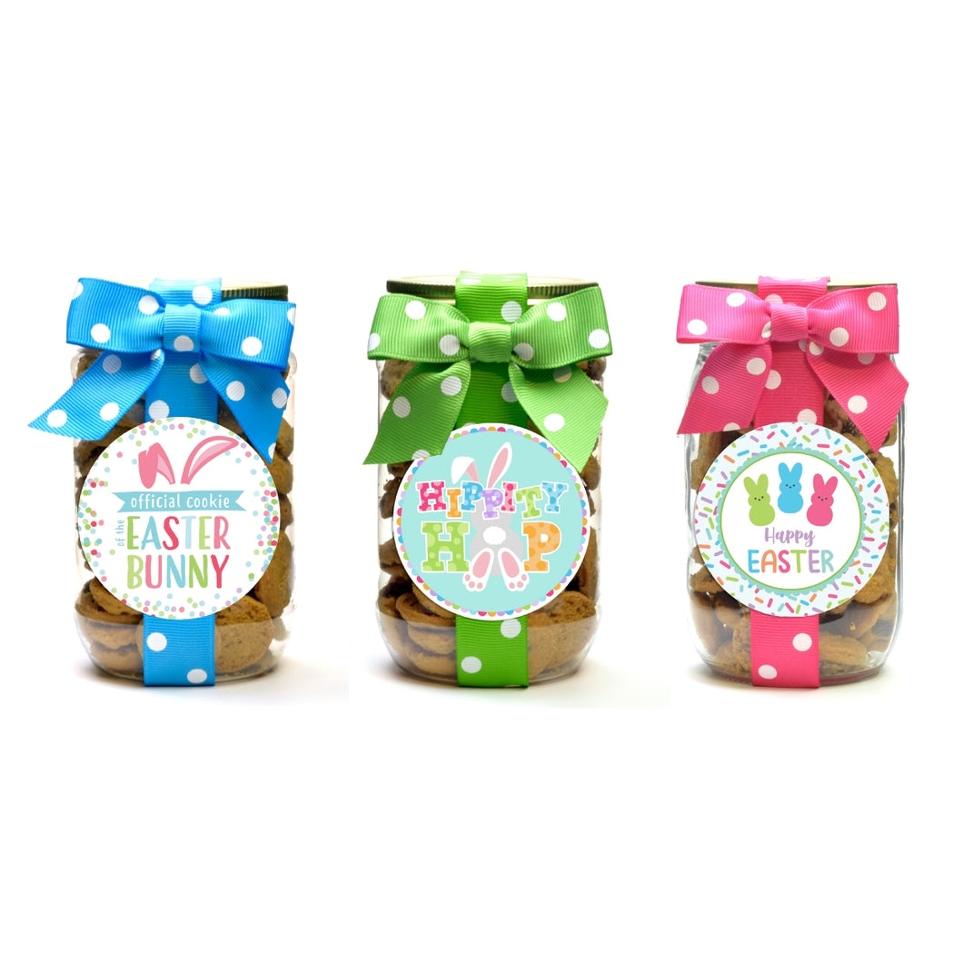 Oh, Sugar! Easter Cookie Pint Jars