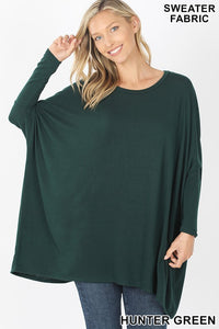 Sammy Jo Oversized Sweater