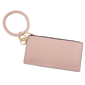 Key Ring + Wallet