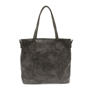 JOY Terri Traveler Zip Tote Handbag