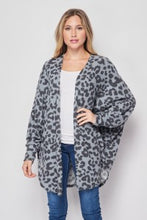 Load image into Gallery viewer, Wrapped in Leopard Cardigan