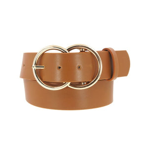 Solid Double O Ring Belt