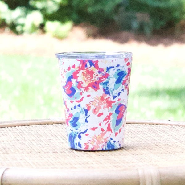 Mary Square - Coffee Tumbler