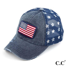 Load image into Gallery viewer, USA Ball Cap