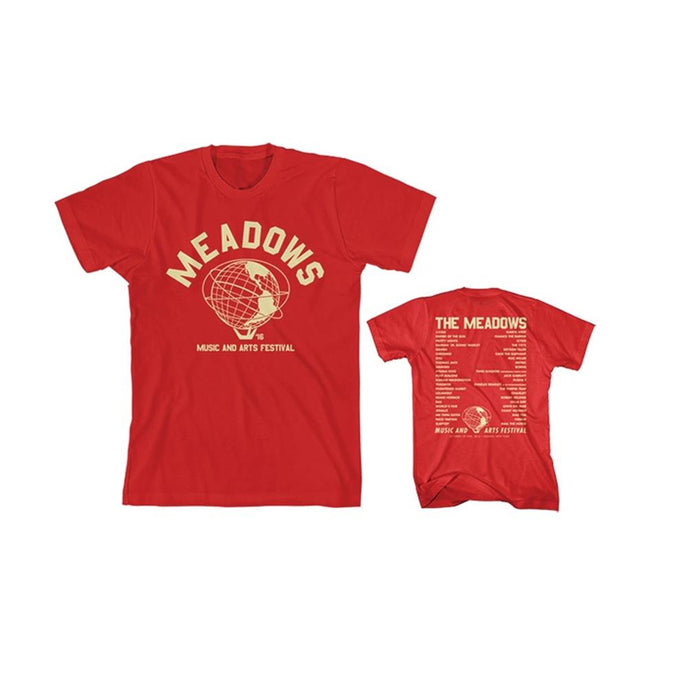 The Meadows 2016 Red Event Tee
