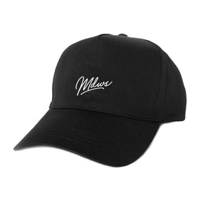 The Meadows Logo Black Dad Hat