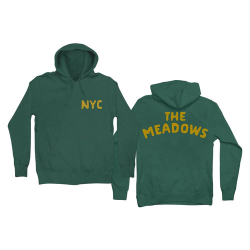 The Meadows NYC Pine Pullover Hoodie