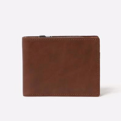 Stitch & Hide Billy Wallet - Brown
