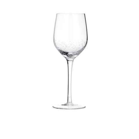 White Wine Bubble Glasses - Set of 4