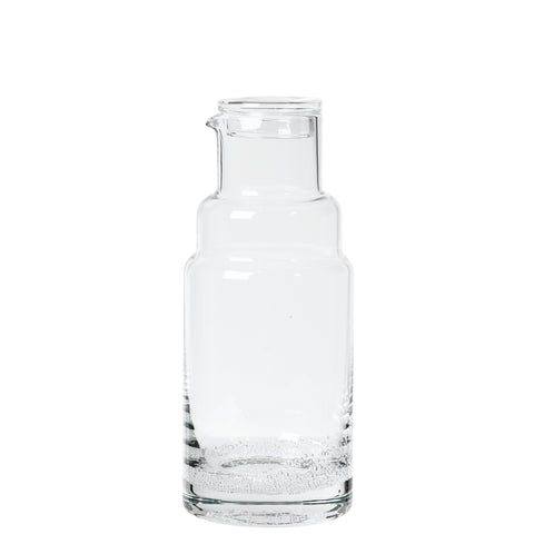 Bubble Carafe with Lid