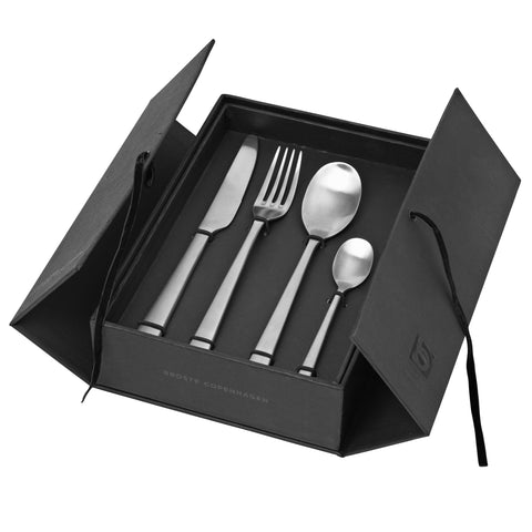 Hune Cutlery - Brushed Satin