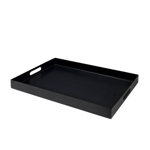 Iron Tray - Black