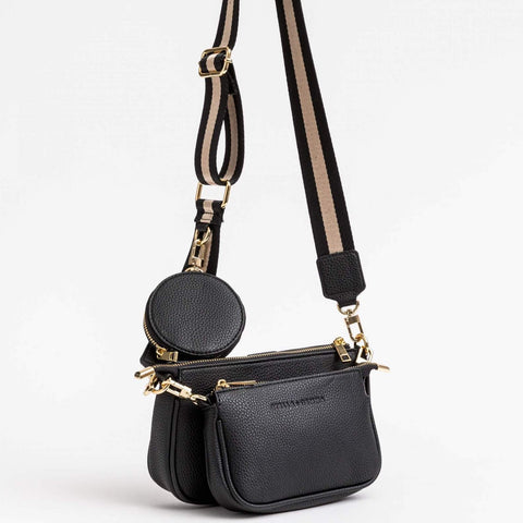 Blair Multi Pouch Bag - Black