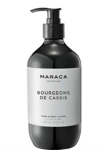 Bourgeons De Cassis Hand & Body Lotion