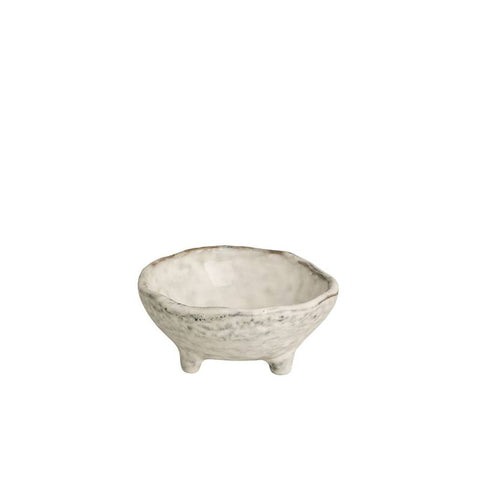 Nordic Sand Bowl with Feet - Small