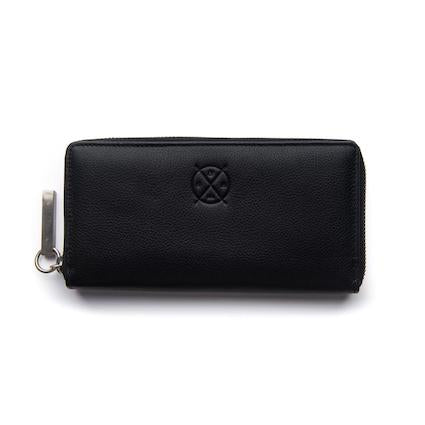 Stitch & Hide Christina Wallet - Black