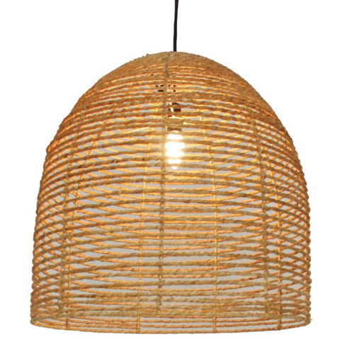 Beehive Lampshade Natural
