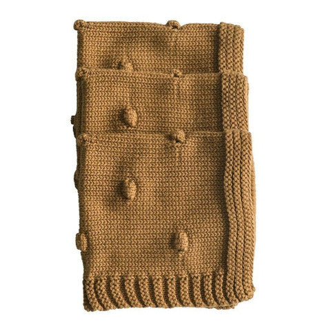 Fronzolo Wash Cloth - Ochre (set of 3)