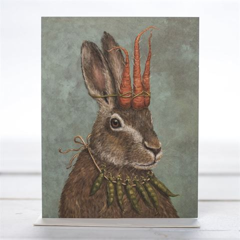 Greeting Card Garden Prince