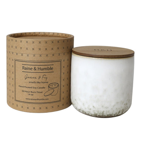 Raine & Humble Guava & Fig Candle