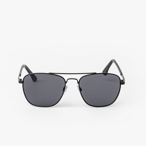 Innes Black Sunglasses
