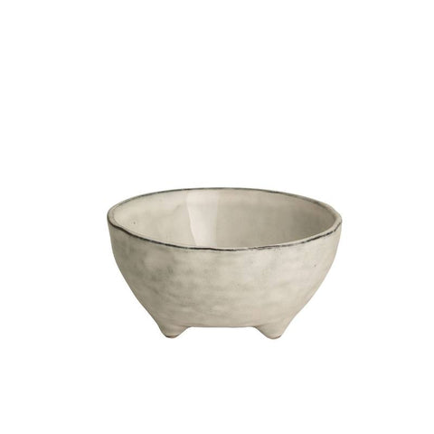 Nordic Sand Bowl with Feet - Large