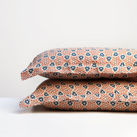 Arabesque Pillowcases (set of 2)