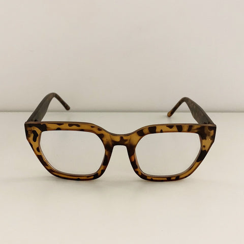 Reader Glasses - Renata Matt Tort +2.50