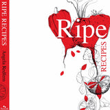 Ripe Recipes Book - Red