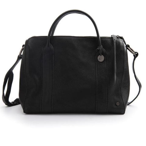 Stitch & Hide Betty Bag - Black