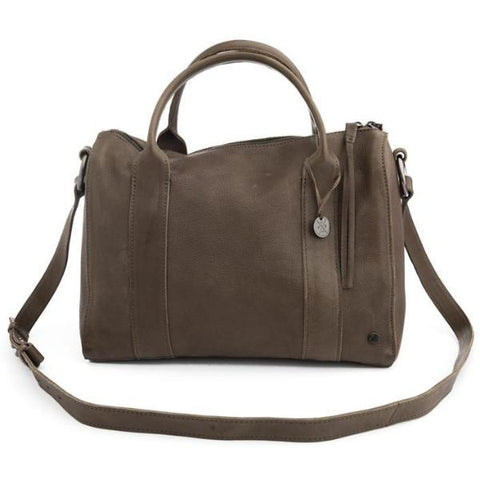 Stitch & Hide Betty Bag - Stone