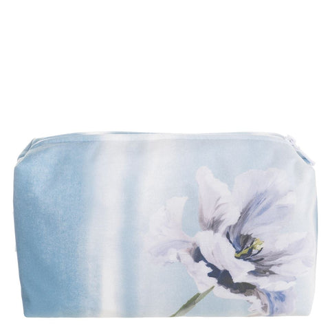 Delft Flower Sky Washbag - Medium