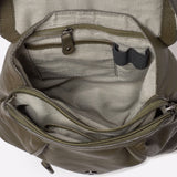 Stitch & Hide Hunter Willow Backpack - Olive