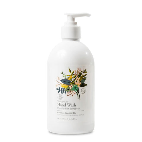 Mandarin & Bergamot Therapeutic Hand Wash