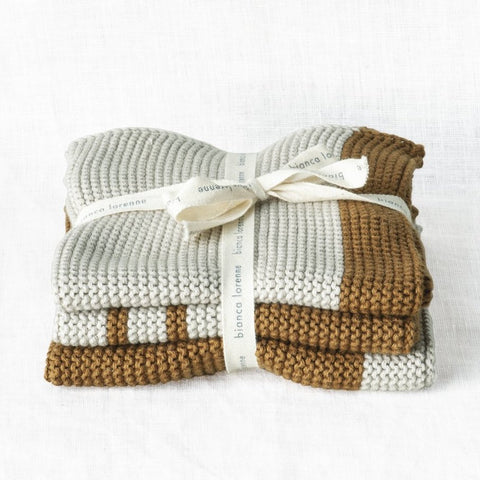 Pannello Wash Cloth - Bronze (set of 3)