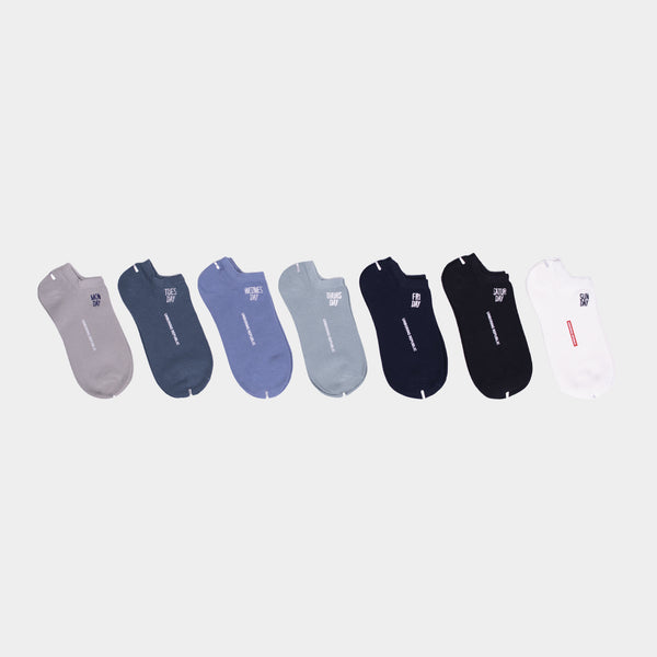 EVERYDAY SOCKS (7 PAIRS A SET)