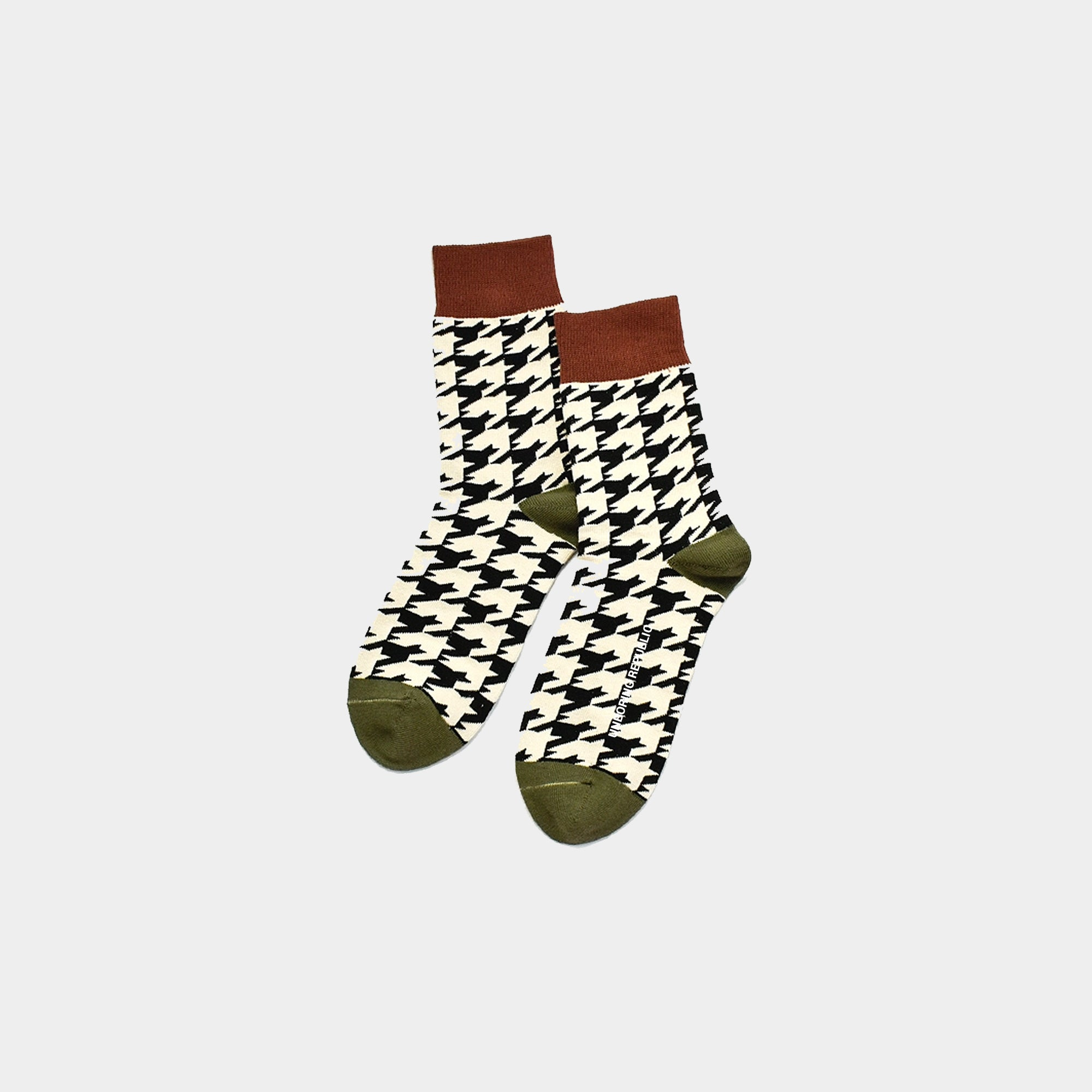 GEORGE CREW SOCKS