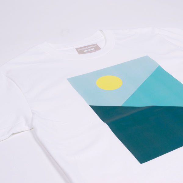 SUNRISE TSHIRT WHITE