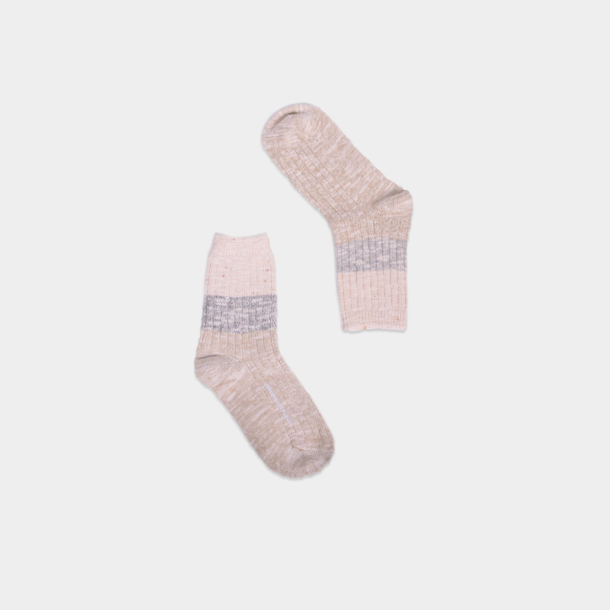 WALLY CREW SOCKS