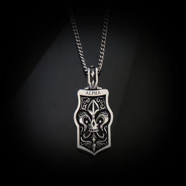 Alpha Dog Tag