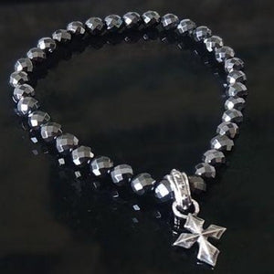 Hematite and Cross